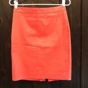RW & Co Professional pencil skirt,back slit size 2